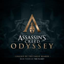 Assassin's Creed Odyssey: Legend of the Eagle Bearer Main Theme - Single. Передняя обложка. Click to zoom.