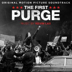 First Purge Original Motion Picture Soundtrack, The. Передняя обложка. Click to zoom.