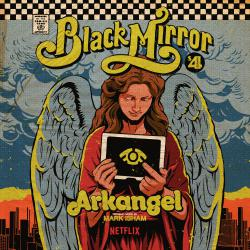 Black Mirror: Arkangel Original Score. Передняя обложка. Click to zoom.