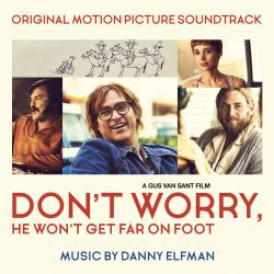 Don't Worry, He Won't Get Far on Foot Original Motion Picture Soundtrack. Передняя обложка. Click to zoom.