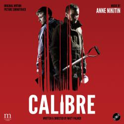 Calibre Original Motion Picture Soundtrack. Передняя обложка. Click to zoom.