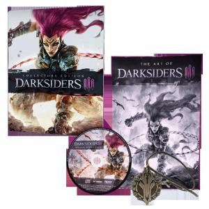Darksiders III Official Soundtrack. Лицевая сторона . Click to zoom.