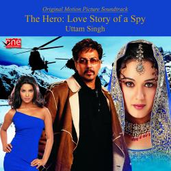 Hero: Love Story of a Spy Original Motion Picture Soundtrack, The. Передняя обложка. Click to zoom.