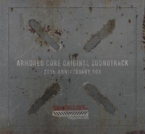 ARMORED CORE ORIGINAL SOUNDTRACK 20th ANNIVERSARY BOX. Коробка, перед . Click to zoom.