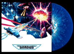 GRADIUS. Front (sample). Click to zoom.