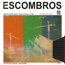 Escombros Original Motion Picture Soundtrack. Передняя обложка. Click to zoom.