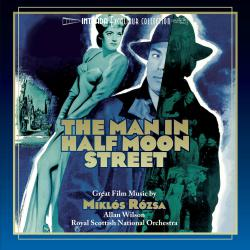 Man in Half Moon Street Original Motion Picture Soundtrack Re-Recording, The. Передняя обложка. Click to zoom.