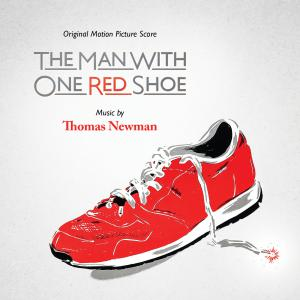 Man with One Red Shoe Original Motion Picture Score, The. Лицевая сторона. Click to zoom.