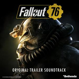 Fallout 76 Original Trailer Soundtrack. Front. Click to zoom.
