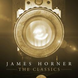James Horner - The Classics. Передняя обложка. Click to zoom.