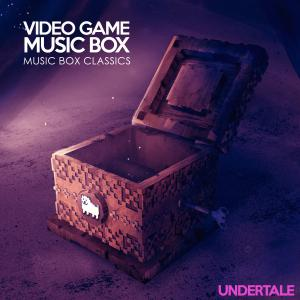 Music Box Classics: UNDERTALE. Front. Click to zoom.