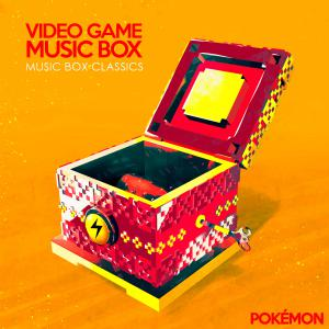 Music Box Classics: Pokémon. Front. Click to zoom.