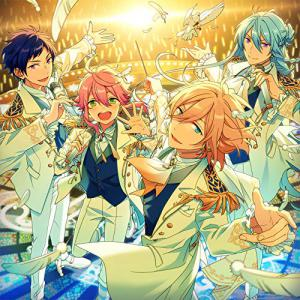 ENSEMBLE STARS! ALBUM SERIES PRESENT -fine- [Limited Edition]. Front (small). Click to zoom.