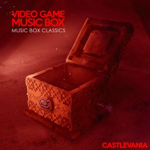 Music Box Classics: Castlevania. Front. Click to zoom.
