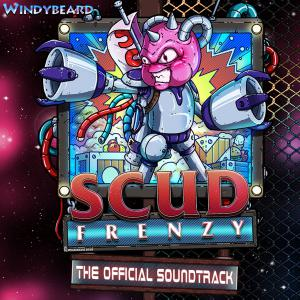 Scud Frenzy - The Official Soundtrack. Front. Click to zoom.