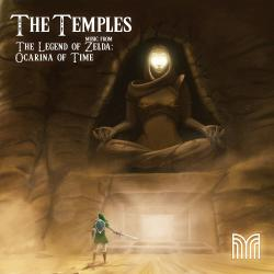 Temples Music from the Legend of Zelda: Ocarina of Time, The. Передняя обложка. Click to zoom.