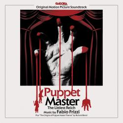 Puppet Master: The Littlest Reich Original Motion Picture Soundtrack. Передняя обложка. Click to zoom.