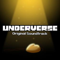 Underverse 0.4 Original Motion Picture Soundtrack. Передняя обложка. Click to zoom.