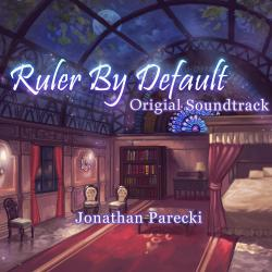 Ruler by Default Original Soundtrack. Передняя обложка. Click to zoom.