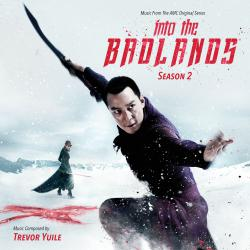 Into the Badlands: Season 2 Music From the AMC Original Series. Передняя обложка. Click to zoom.