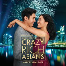 Crazy Rich Asians Original Motion Picture Score. Передняя обложка. Click to zoom.