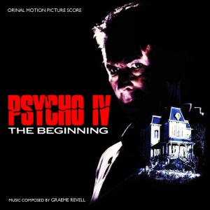 Psycho IV: The Beginning Original Motion Picture Score. Лицевая сторона. Click to zoom.