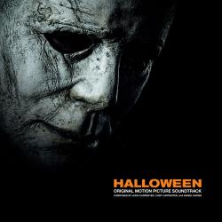 Halloween Original 2018 Motion Picture Soundtrack. Передняя обложка. Click to zoom.