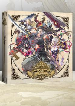 SOULCALIBUR -Best Of- Vinyl Collection. Лицевая сторона . Click to zoom.