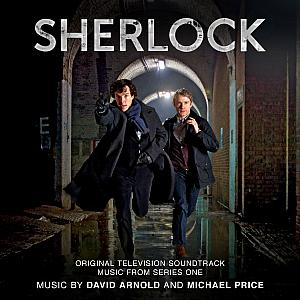 Sherlock Soundtrack from the TV series. Лицевая сторона . Click to zoom.