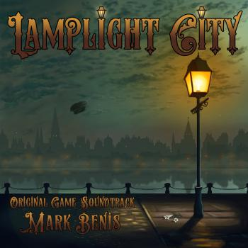Lamplight City Original Game Soundtrack. Front. Click to zoom.