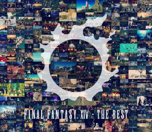 FINAL FANTASY XIV - The Best. Front. Click to zoom.