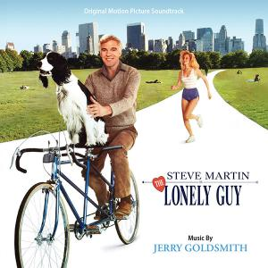 Lonely Guy Original Motion Picture Soundtrack, The. Лицевая сторона. Click to zoom.