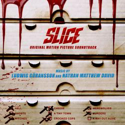 Slice Original Motion Picture Soundtrack. Передняя обложка. Click to zoom.