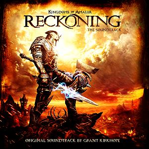 Kingdoms of Amalur: Reckoning The Soundtrack. Front. Click to zoom.