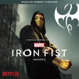 Iron Fist Season 2 Soundtrack. Лицевая сторона . Click to zoom.