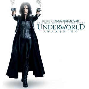 Underworld: Awakening Original Motion Picture Score. Front. Click to zoom.