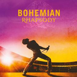 Bohemian Rhapsody The Original Soundtrack. Передняя обложка. Click to zoom.