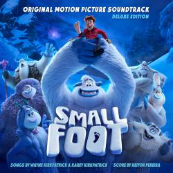 Smallfoot Original Motion Picture Soundtrack Deluxe Edition. Передняя обложка. Click to zoom.