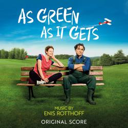 As Green As It Gets Original Score. Передняя обложка. Click to zoom.
