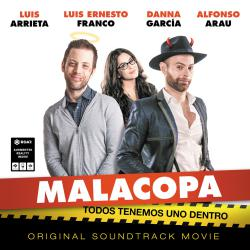 Malacopa / Sirena Morena feat. Alejandra Robles - Single. Передняя обложка. Click to zoom.