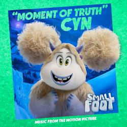 Moment of Truth From Smallfoot: Original Motion Picture Soundtrack - Single. Передняя обложка. Click to zoom.
