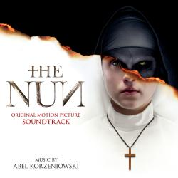 Nun Original Motion Picture Soundtrack, The. Передняя обложка. Click to zoom.