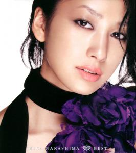BEST / MIKA NAKASHIMA. Front. Click to zoom.