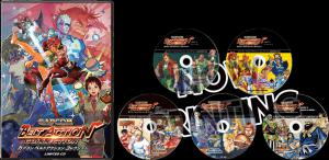 CAPCOM BELT ACTION COLLECTION LIMITED CD. Комплектация . Click to zoom.