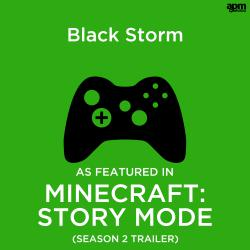 Black Storm As Featured in
