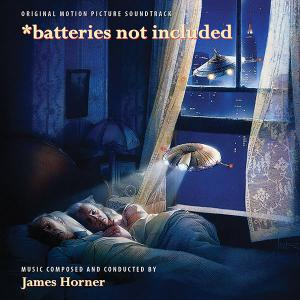*batteries not included Original Motion Picture Soundtrack. Лицевая сторона. Click to zoom.