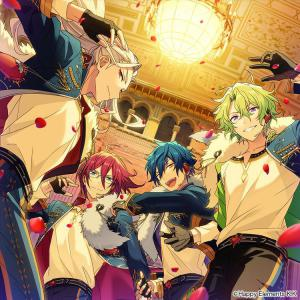 ENSEMBLE STARS! ALBUM SERIES PRESENT -Eden- [Limited Edition]. Лицевая сторона . Click to zoom.