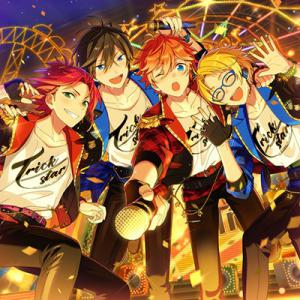 ENSEMBLE STARS! ALBUM SERIES PRESENT -Trickstar- [Limited Edition]. Booklet Front (small). Click to zoom.