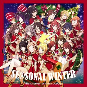THE IDOLM@STER SHINY COLORS SE@SONAL WINTER, The. Front. Click to zoom.