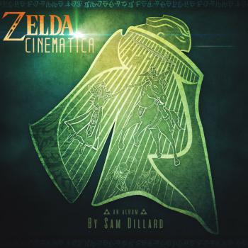 Zelda Cinematica. Front. Click to zoom.
